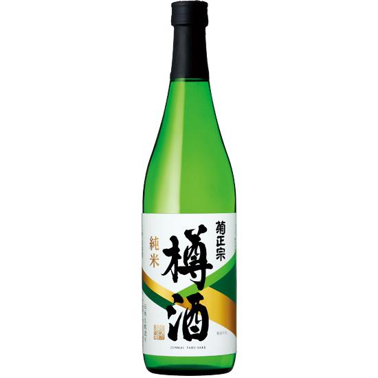 菊正宗 純米樽酒 720ml