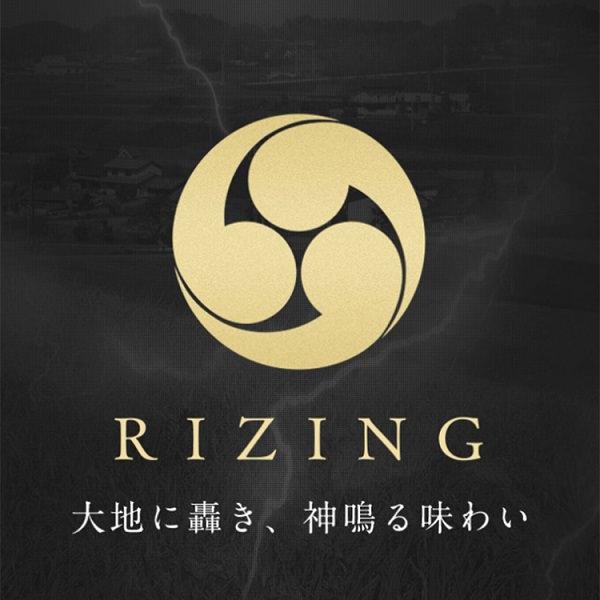 菊正宗_スパークリング純米酒_RIZING_ライジング_720ml_タイトル